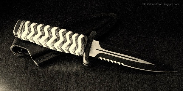 16 Paracord Knife Handle Patterns Paracord Knife Wrap