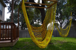 Making Paracord Hammock