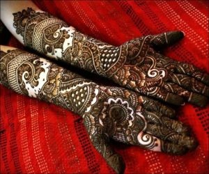 New Bridal Mehndi Design