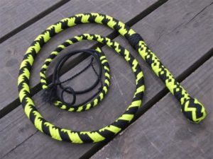 Paracord Bullwhip Instructions