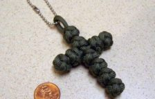 Paracord Cross Ideas