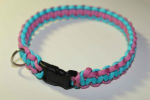 Paracord Dog Necklace