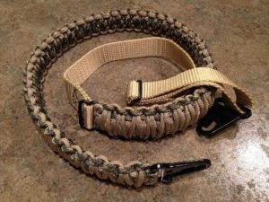 Paracord Gun Sling Tutorial