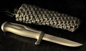 Paracord Knife Sheath