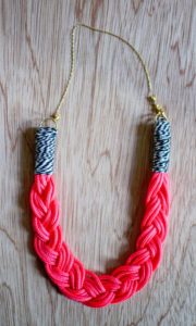 Paracord Necklace Patterns