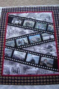 Personalized Photo Quilt