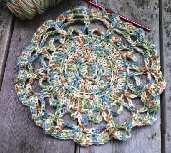 Round Crochet Doily Pattern Ideas For Diy