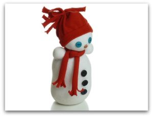 Sock Snowman Crafts