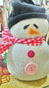 Sock Snowman Ideas