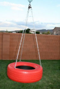Tire Swing Images