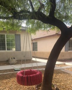 Tire Swing Rope