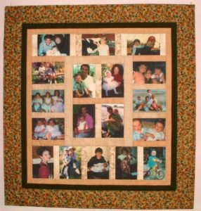 Vintage Photo Quilt Ideas