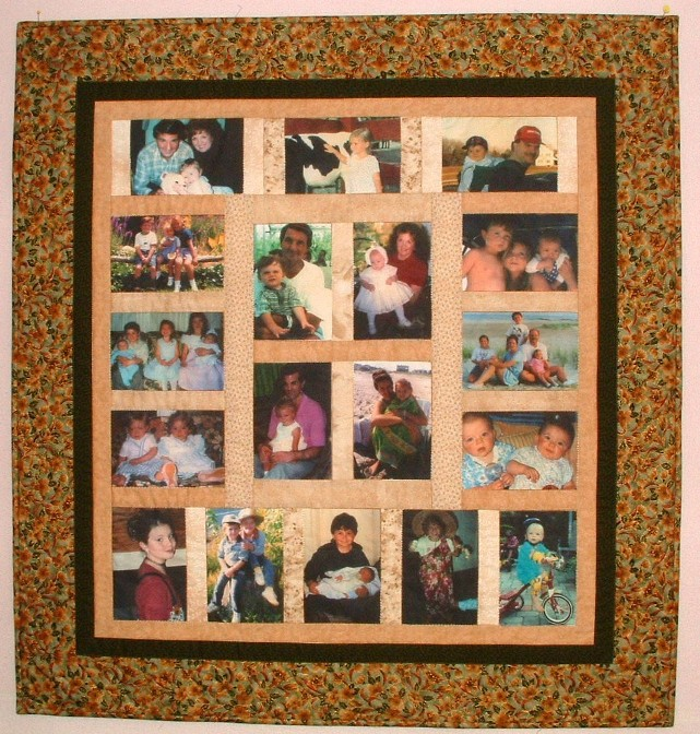 33 Amazing Photo Quilt Patterns & Ideas : photo quilts ideas - Adamdwight.com