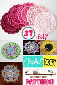 DIY Crochet Doily Patterns
