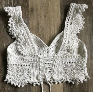 Crochet Crop Top DIY