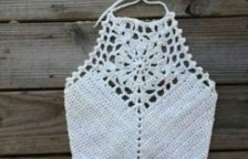Crochet Crop Tops