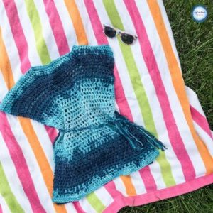 Crochet Crop Tube Top