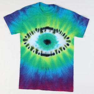 Eye Tie Dye Shirt Design