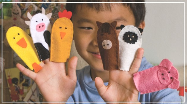85 Free Finger Puppets Patterns Instructions And Printable Templates