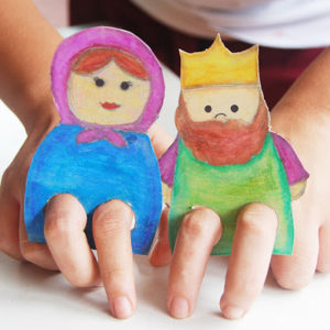 Finger Puppets DIY