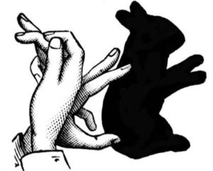 Finger Shadow Puppet