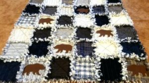 Fleece Rag Quilt