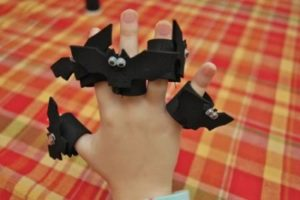 How to Make Finger Puppet