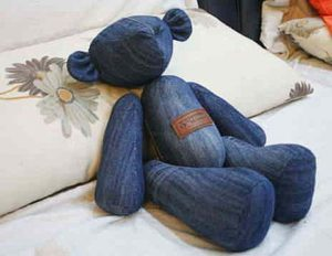 How to Make Memory Teddy Bear