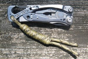 How to Make Paracord Knife Lanyard