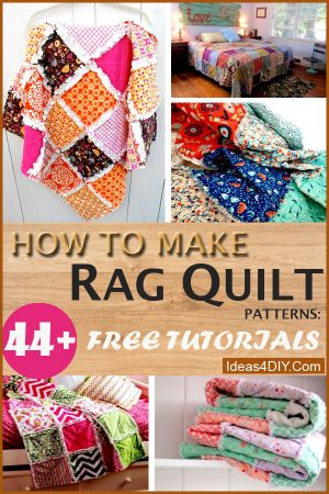 How to Make Rag Quilt Patterns