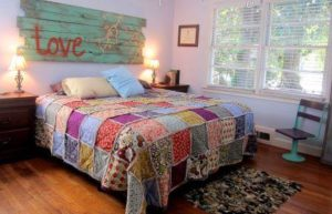 King Size Rag Quilt