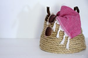 Make Rope Basket