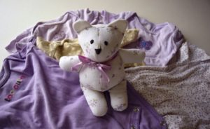 Memory Bear Pattern from Clothing