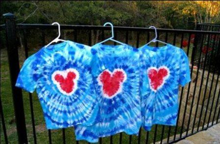 65 Diy Tie Dye Shirts Patterns With Instructions Ideas For Diy