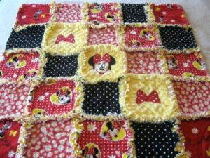 Photo Rag Quilt Pattern
