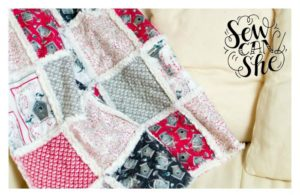 Rag Quilt Directions