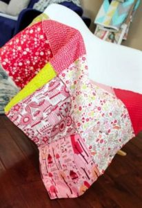 Rag Quilt Instructions