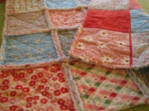 Rag Quilts Pattern