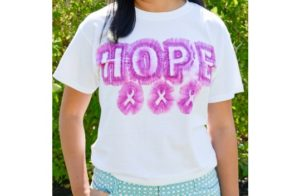 Words Tie Dye Shirt