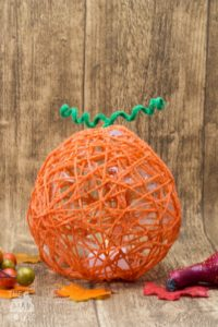 Yarn Lantern Balloon