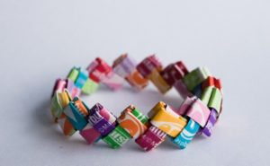Starburst Wrapper Bracelet