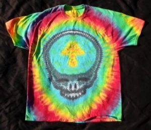 Tie Dye Grateful Dead Shirt