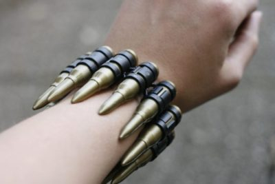 Bullet Bracelet Black Widow DIY