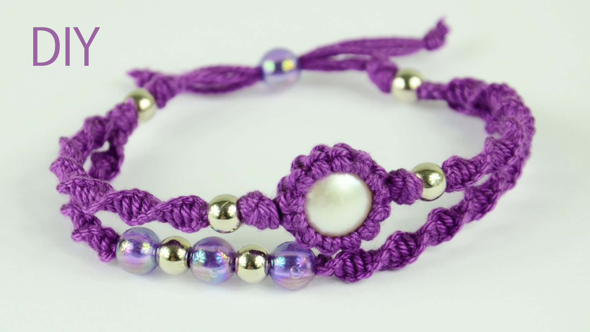 32 Diy Macrame Bracelet Patterns Macram 233 Bracelet Tutorials