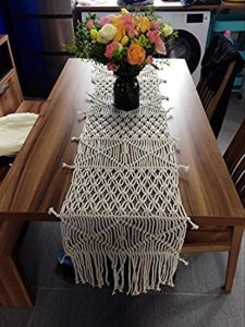Macrame Table Runner Pattern