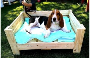 Pallet Dog Bed Tutorial