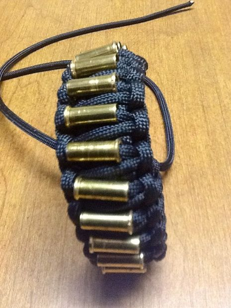 Bullet Bracelet 25 Diys And How Tos