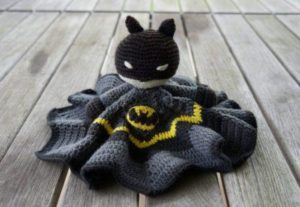Batman Crochet Blanket Pattern