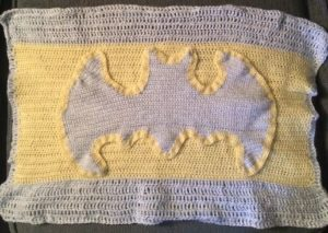Crochet Batman Blanket Patterns