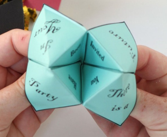 30 How to Make a Cootie Catcher DIYs Ideas Free Templates